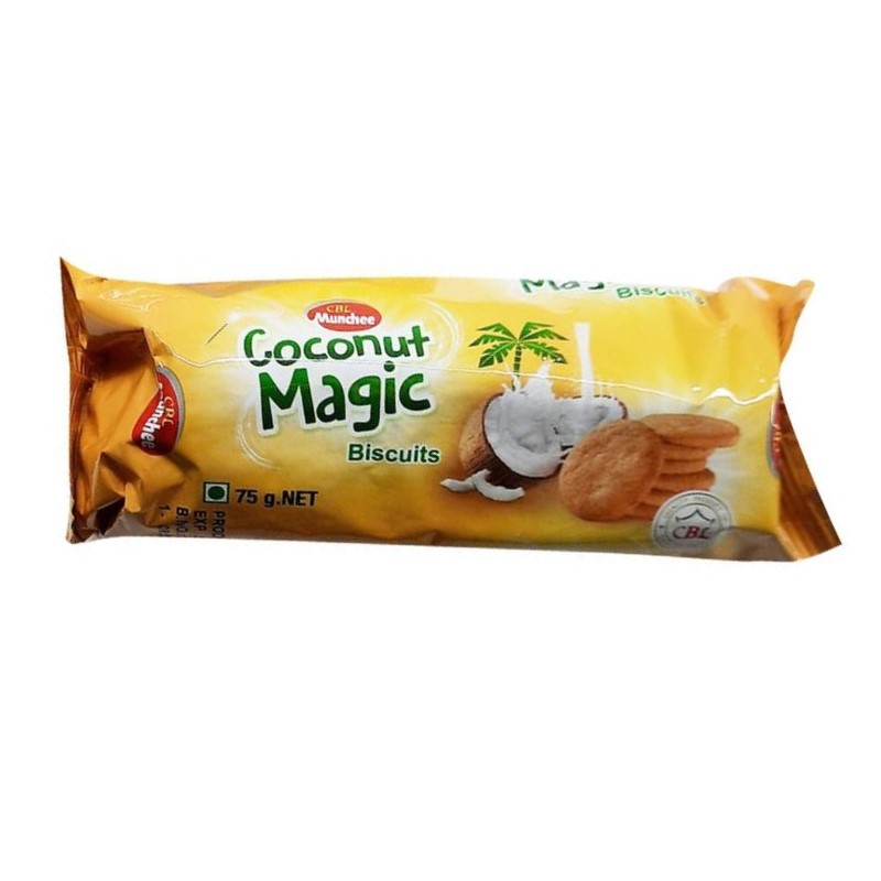 Coconut Magic Biscuits 75g