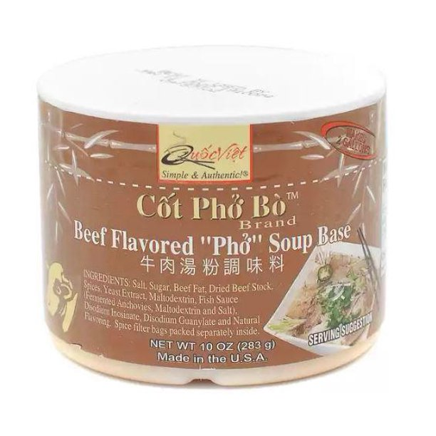 Beef Flavoured Pho Soup base Pho bo co dac 283g