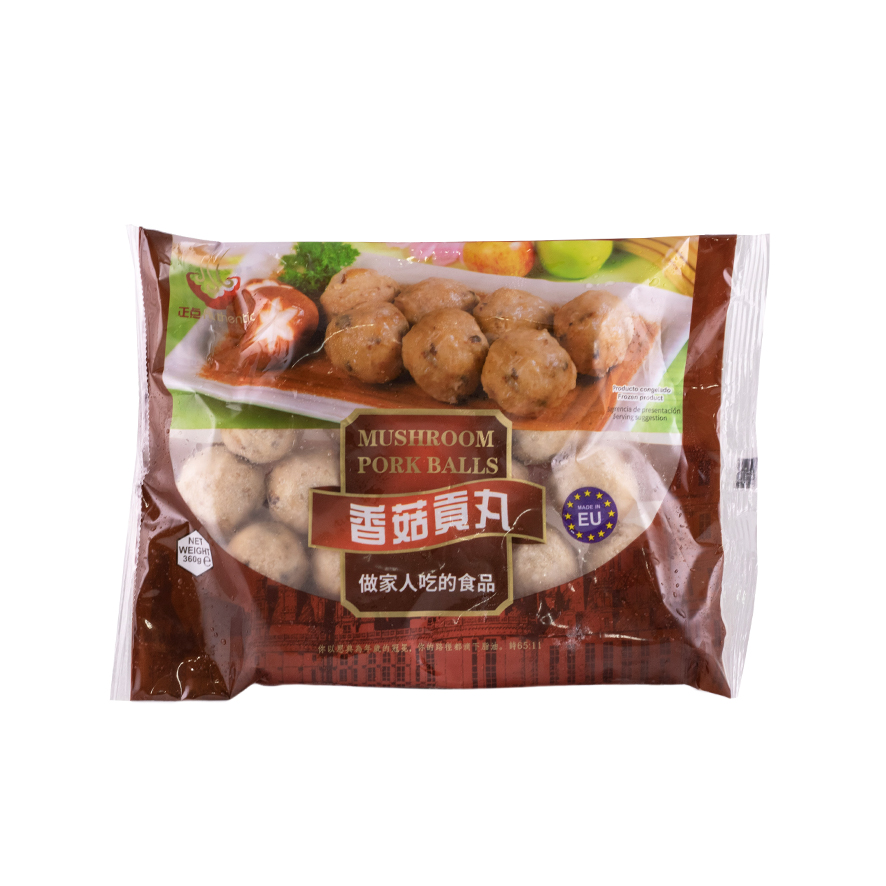 Authentic Mushroom Pork Balls 360g