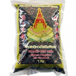 [DDA1501920] Royal Thai Black Glutinous rice 1kg