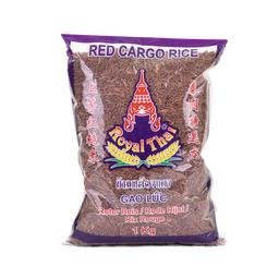 [DDA1500130] Royal Thai Rice Red Cargo Rice 1 kg